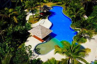 Common view on pool
