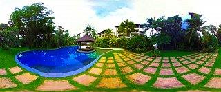 Панорама на бассейн